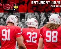 Redbirds and Leathernecks meet again in FCS playoffs round 2
