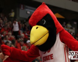 Panthers Pounce On Redbirds 61-35
