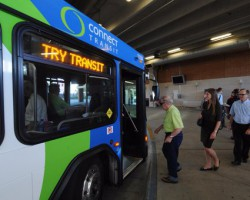 Connect Transit Buses May Run On Sunday