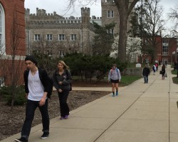 Illinois State Celebrates National Walking Day