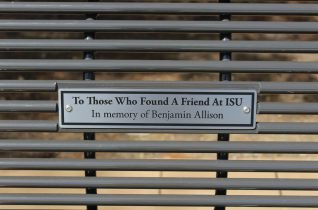 To Those Who Found A Friend At ISU- Memorial For Ben Allison