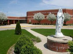 Central Catholic High School Selected as a Blue Ribbon School