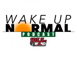 Wake Up Normal Special Guest: Natalie Eves – November 3, 2017