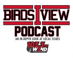 Birds's-I-View: Twin Atro-cities: Small Town Big Crime