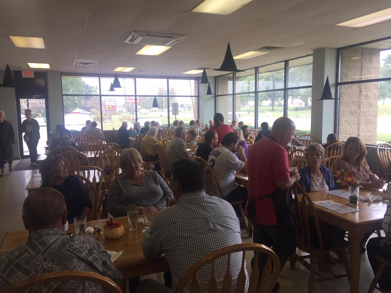 Fort Jesse Cafe Breakfast Hours