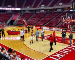 Illinois State Women's Basketball Host Media Day