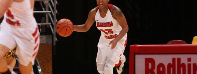 Redbirds drop a tough one to the Drake Bulldogs