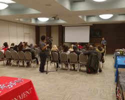 ISU Organizations Take the Pledge for It's On Us Event