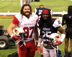 Ex-ISU Defensive Lineman Dalton Keene looking forward to NFL draft
