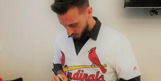 Ex-ISU Redbird Player Dejong inks deal with St. Louis Cardinals