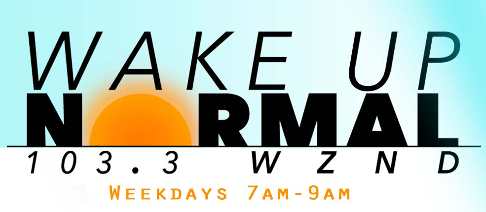 Wake Up Normal Every Weekday from 7am – 9am
