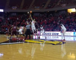 Illinois State takes down Southern Illinois 68-76 in exciting OT game