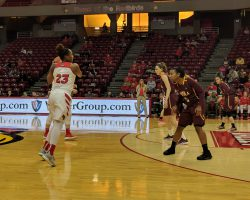 Redbird's snap three game skid, pushing past the Ramblers of Loyola