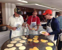 Kiwanis Bloomington Prepares to Host Pancake Days