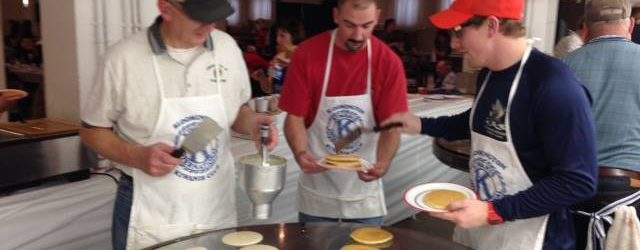 Kiwanis Bloomington Prepares to Host Pancake Days