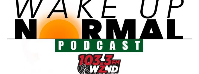 Wake Up Normal: Jasmine Barnes from UPB – March 20, 2018