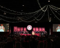 Illinois State University's Founders Day Convocation
