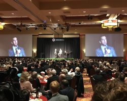 Green Bay Packers Quarterback scores big at 25th Annual Evening of the Stars