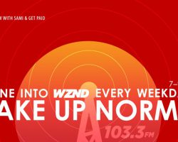Wake Up Normal: Josh Fitzgerald and Paige Phelps-October 1st, 2018