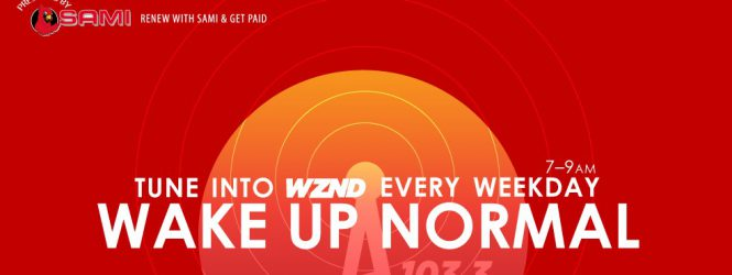Wake Up Normal: Julia Gramont- September 26th, 2018