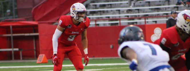 Redbirds Stay Hot in Mid-America Classic Victory