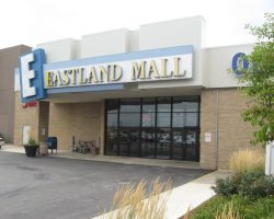 Burglary reported at Eastland Mall Tuesday afternoon