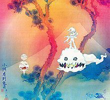 KIDS SEE GHOSTS – KIDS SEE GHOSTS