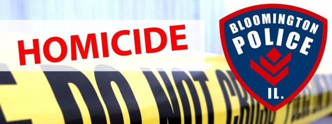 UPDATE:  Bloomington gunshot victim dies in apparent homicide