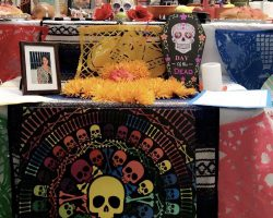 ISU Spanish Club hosts Día De Los Muertos celebration