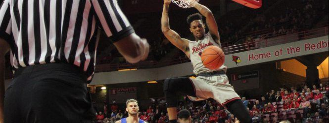 The Redbirds start off the season with a 74-66 victory