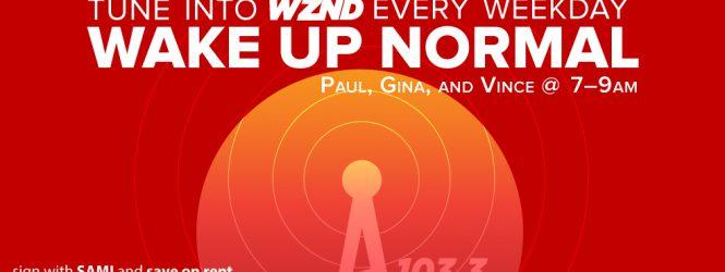 Wake Up Normal: Greg Leipold-November 15th, 2018