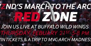 WZND's March to the Arch Giveaway!!