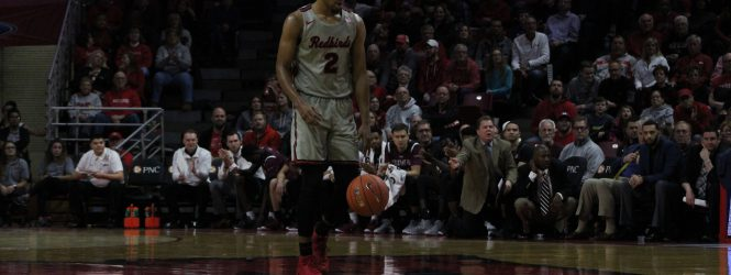 Redbirds outmatched by Crusaders