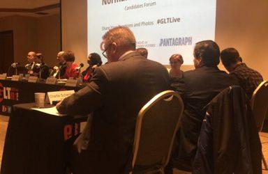 Bone Student Center hosts Town Council Panel