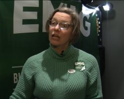 Bloomington City Council candidates gathered on election night